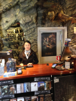 JZ weta cave photo